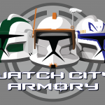 Watch City Armory Logo