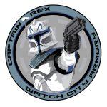 WCA Captain Rex Patch