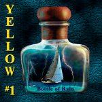 Yellow #1 Bottle of Rain CD Cover