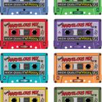 Sean's Marvelous Mix Cassettes