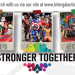 IA's Stronger Together Pride Parade Facebook Event Header