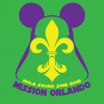 Mission Orlando T-shirt Front-
