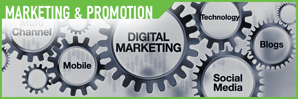 Marketing & Promotion